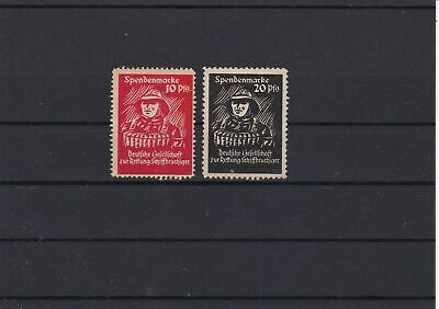 Germany Ship Rescue Society Marine Rescue Charity Stamps Ref 28870