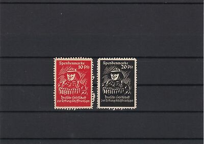 Germany Marine Rescue  Ship Rescue Society Charity Stamps Ref 28871