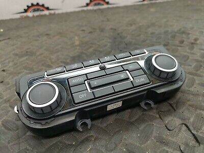 10' Vw Volkswagen Golf Mk6 Gtd 5K0907044Bc Heater Climate Control Panel Unit