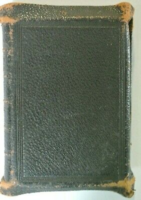 Book. The Holy Bible Containing the Old and New Testaments. Published in 1885.