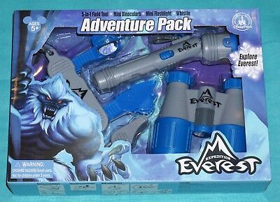Expedition Everest Adventure Pack Disney Parks Exclusive Playset NEW