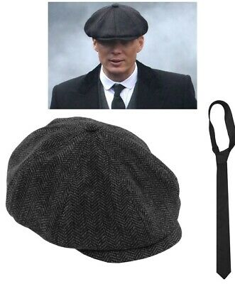 Detective Style Murder Mystery Peaky Blinders British Victorian Gentleman 5PcSet
