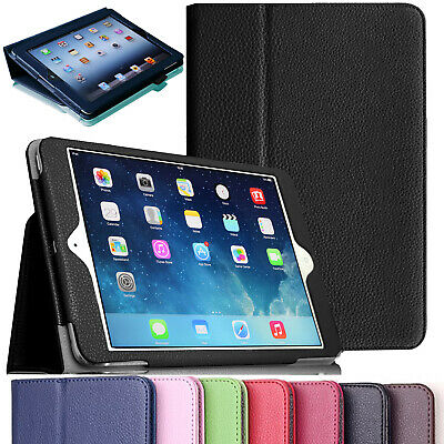 "For Apple iPad Mini 5 2019 7.9"" Inch Case Smart Leather Tablet Stand Flip Cover"