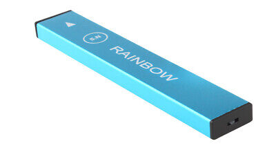 Rainbow 280mAh Disposable Vaping Blue 1.2ml / 1.5ohm / approx. 400 puffs