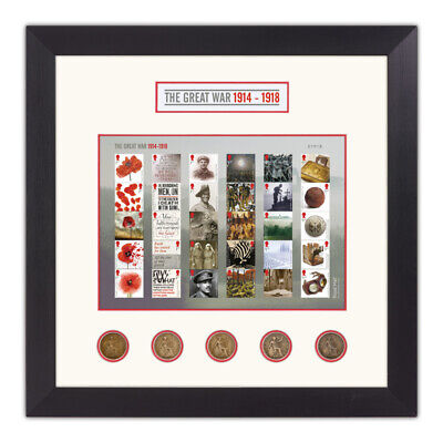 The Great War Commemorative Frame 1914-1918