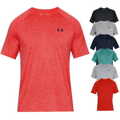 314f1df6b1 Under Armour Tech Tee T-Shirt Laufshirt Fitness Shirt kurzarm Running  1326413