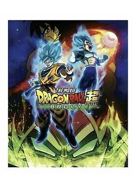 Dragon Ball Super Broly (DVD, 2019) *NOW SHIPPING*