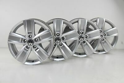 VW T5 T6 Multivan Rims Devonport Alloy Wheels 17-inch Wheel Rim Set 7E0601025P