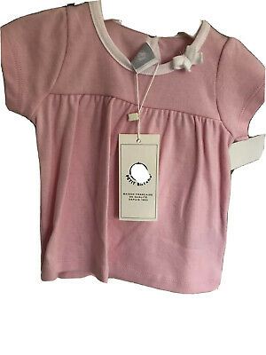 REDUCED PETIT BATEAU T-shirt Age 6m Rrp £11.99 Bnwt