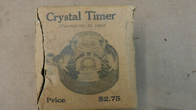 Model T Ford Accessory Crystal Timer MT-2887