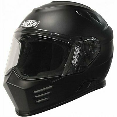 Simpson Helmets GBDM3 Ghost Bandit Helmet DOT/ECE Certified Medium