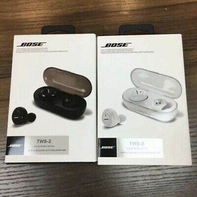 BOSE Tws-2 Mini Auricolare Tws 2 Bluetooth 5.0 Cuffie Wireless Auricolari In-ear