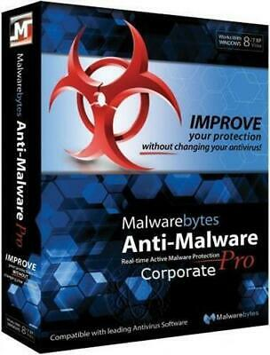 Malwarebytes Anti-Malware ✔️ Lifetime Subscription ✔️ 1 Device -INSTANT DELIVERY