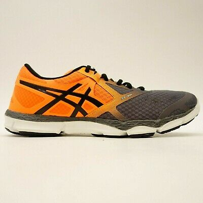 ASICS 33 DFA 2 Homme Rose Violet Amorti Running Route Sport