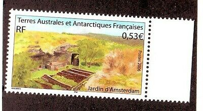 French Southern & Antarctic Territory Sc 365 NH issue of 2006 - GARDEN