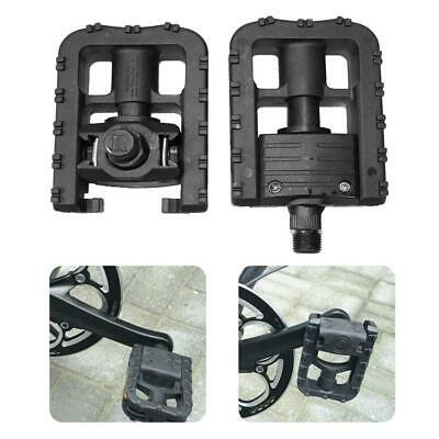 1 Pair Bicycle Cycling Foldable Pedals Foot Pegs Mountain Road Bike Pedals #p