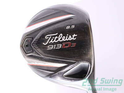 Titleist 913 D3 Driver 8.5* Graphite Stiff Right 45.25 in