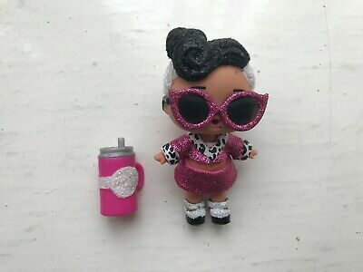 Lol Surprise Dolls Dollface Glam Glitter Bling Series Toy Figure Glitterati