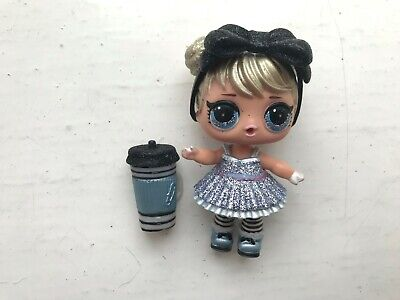 Lol Surprise Dolls Curious Qt Q.t. Glam Glitter Bling Series Toy Figure