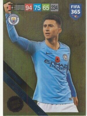 Panini Adrenalyn XL Fifa 365 2019 update Limited Edition Laporte Napoli
