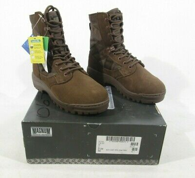 f357365eb54 NEW ARMY MAGNUM Scorpion Desert Patrol Suede Boots Hiking Expedition Female