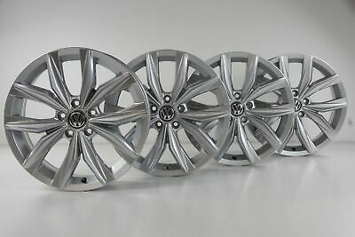 VW Tiguan Ll 5NA Rims 18 Inch Alloy Rims Kingston Rim Set 5NA601025B