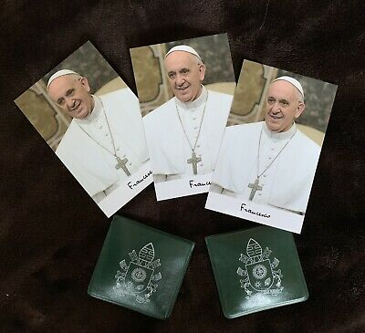 2 Rosari di Papa Francesco rosaries by Pope Francis