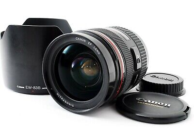 *AS-IS* Canon EF 28-70mm f/2.8 L USM Zoom MACRO ULTRASONIC Lens From Japan #118