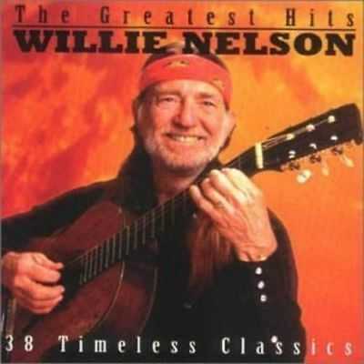 WILLIE NELSON The Greatest Hits 2CD BRAND NEW 38 Timeless Classics