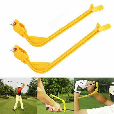 US Golf Swingyde Swing Training Aid Tool Trainer Wrist Control Gesture Alignment