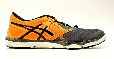 chaussure asics hommes fluo