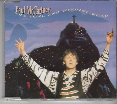 PAUL McCARTNEY The Long And Winding Road 1990 4 TRACK HOLLAND CD MAXI MINT
