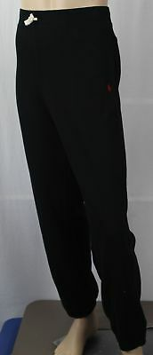 Polo Ralph Lauren Jeunesse Noir Polaire Pantalon Survêtement Rouge Queue de