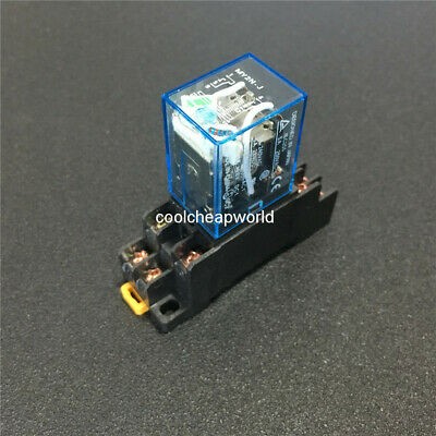 8Pin HH52P Power Electromagnetic Relay JZX-22F2Z MY2N-J 48VDC Coil DPDT