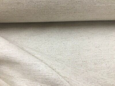 "Sanhemp French Linen  Beige Grey 280cm/108"" Wide Curtain/ Upholstery Fabric"