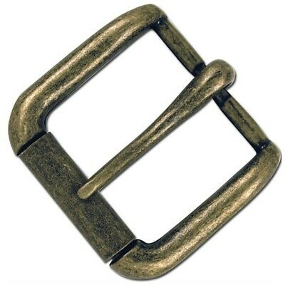 """Tandy Leather Napa Buckle 1-1/2"""" (38 Mm) Antique Brass Finish 1643-09 - 1-1 2"""""""