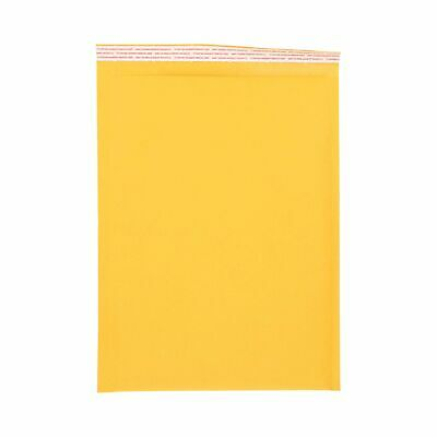 7.25 x 7 Kraft Bubble Mailers Padded Envelopes Mailer Shipping Bags 250 Pcs #CD