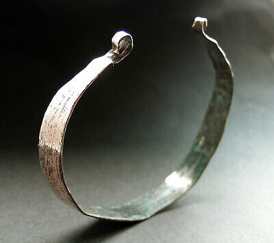 Genuine Ancient Viking Bronze Bracelet