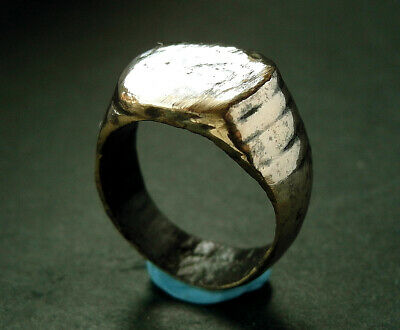 Genuine ancient Roman Æ ring - wearable -