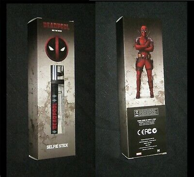 Original 2016 DEADPOOL SELFIE STICK Industry Promo Not For Resale MINT
