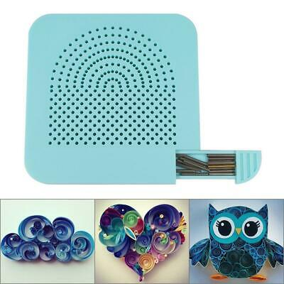 Handmade Quilter Grid Guide for Paper Folding Crafting Paper Quilling Paper Kits