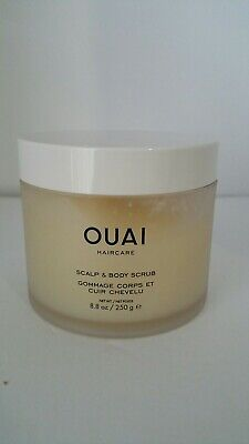 OUAI Hair Care Scalp & Body Scrub 250g 8.8 fl.oz