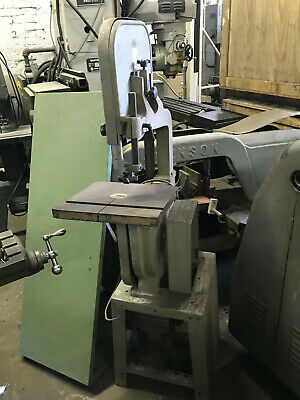 """Chicago Power Tools 14"""" Wood Cutting Vertical Bandsaw"""