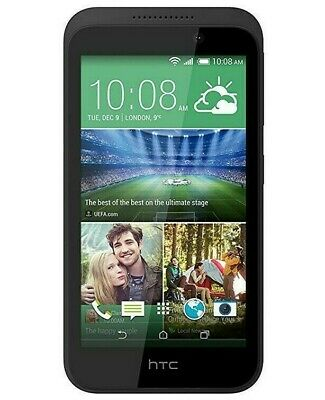 HTC Desire 320 - 8GB - Black (Factory Unlocked) 4G GSM Android Touch Smartphone