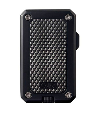 Colibri Rally Single Jet Flame Lighter Matte Black