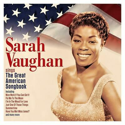 Sarah Vaughan - Sings The Great American Songbook (New Sealed 3Cd)
