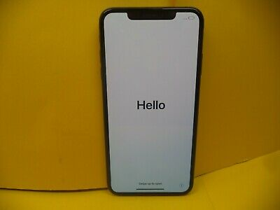 Apple iPhone XS MAX- 64GB - Space Grey Unlocked  A2101