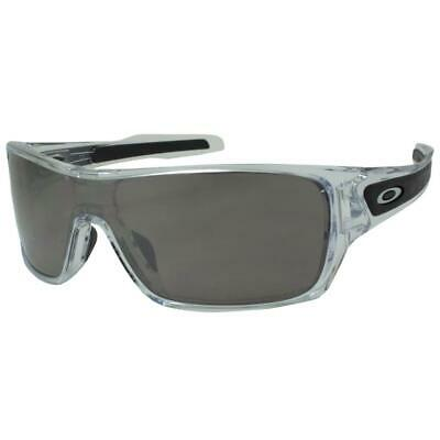 0dc74a27af Oakley OO 9307-16 Polarized Turbine Rotor Clear Prizm Black Iridium  Sunglasses