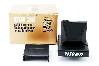 [EXCELLENT+++] Nikon DW-20 Waist Level Finder for Nikon F4 F4s  from Japan