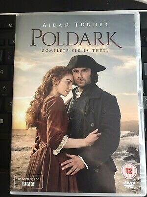 Poldark Series 3 DVD, Excellent Condition - Special Features - BARGAIN!